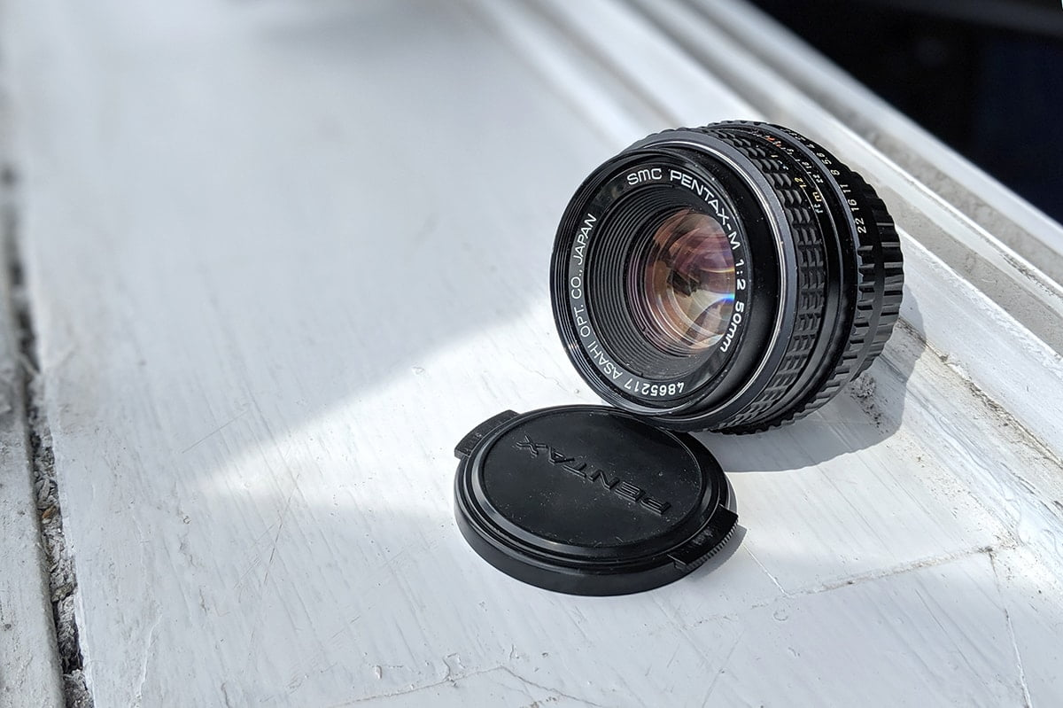 Fixing and cleaning lens fungus